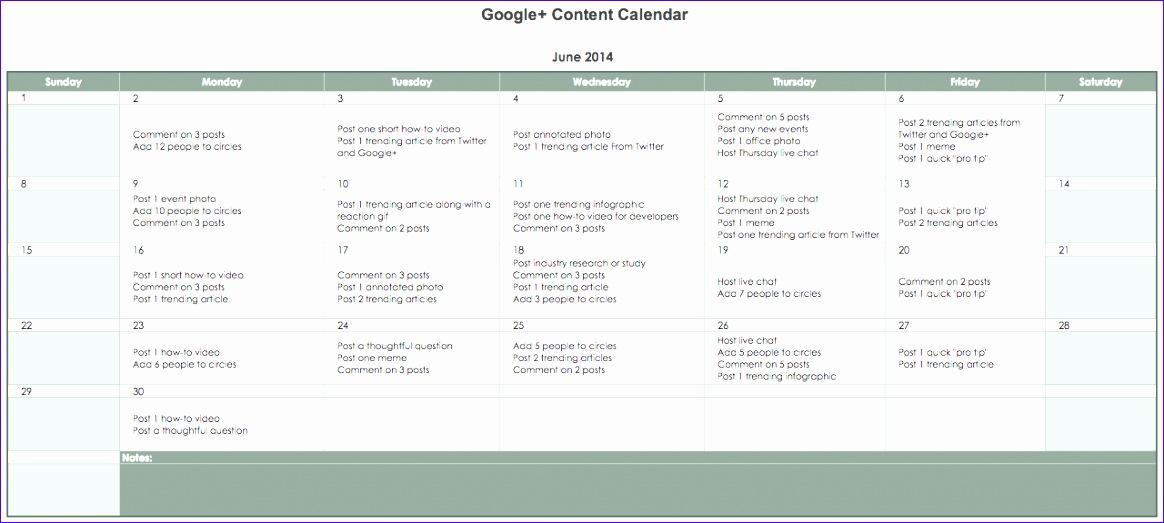 5 simple no frills editorial calendar tools 1164523