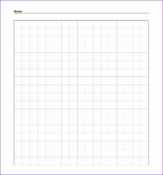 sample grid paper 532570