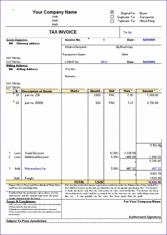 microsoft invoice template 532748
