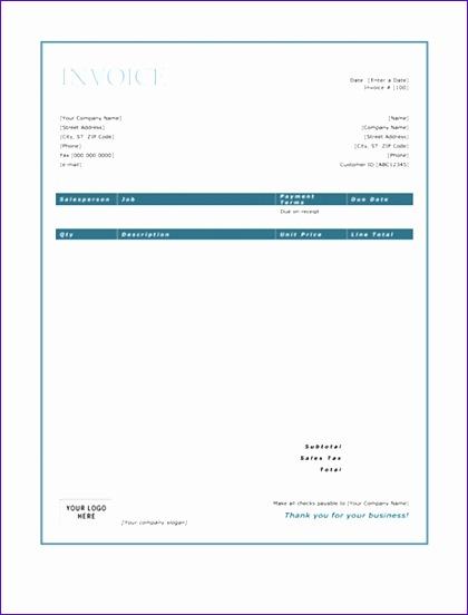 Invoices 420552