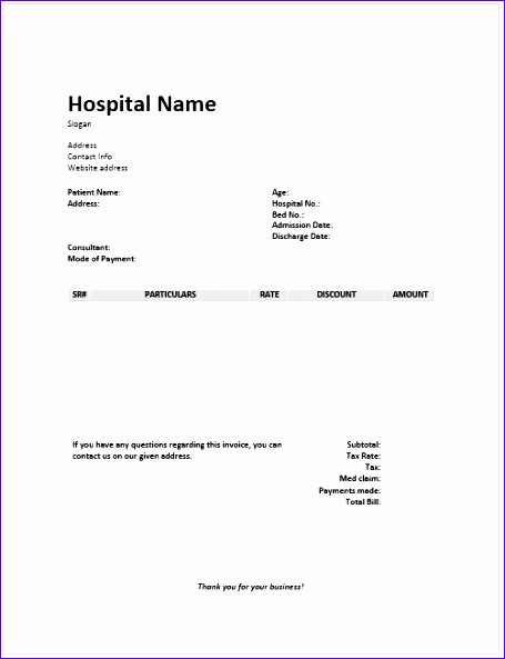 canadian invoice template 1415