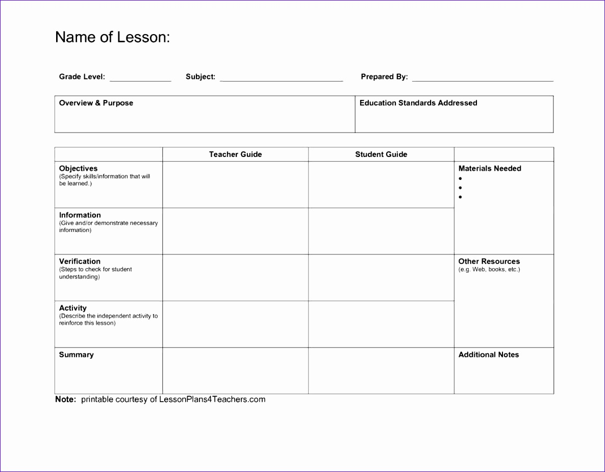 lesson plan calendar templates 1186926