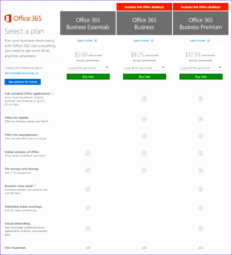new office 365 for business subscription plans 786862