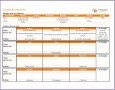 7 Excel List Template