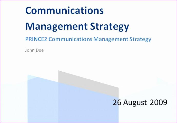 prince2 munication management 690479