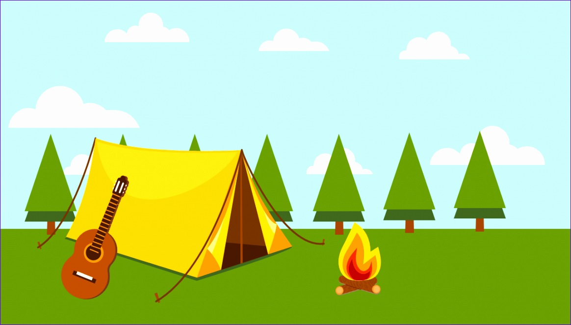 ppt powerpoint camping powerpoint source 1164662