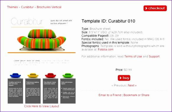 template store 130 flyer vorlagen fur apples pages 582381