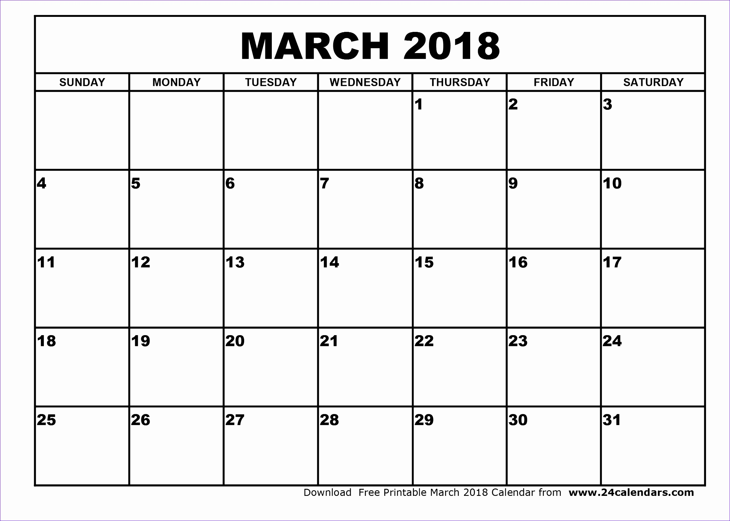 march 2018 calendar template 566 23771699