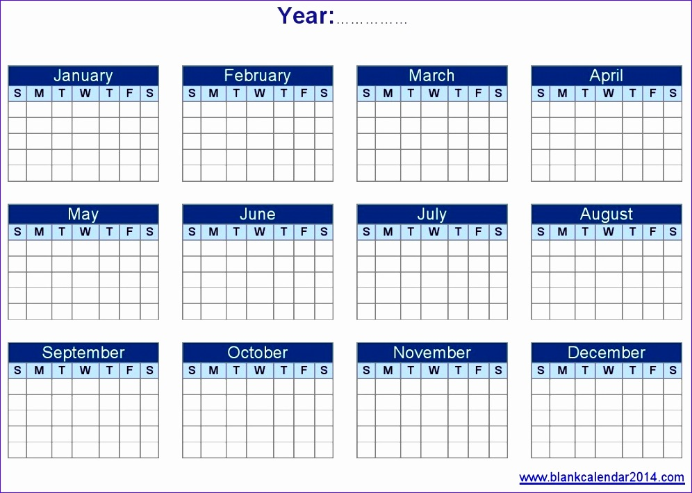 yearly calendar template 96 996710