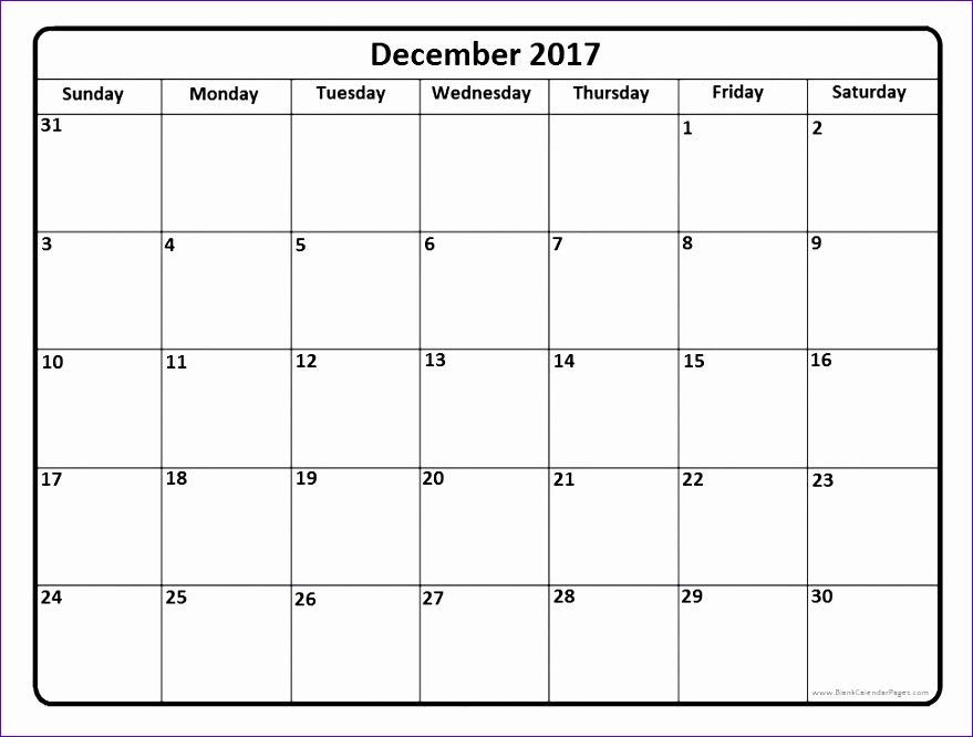december 2017 calendar template 2444 879666