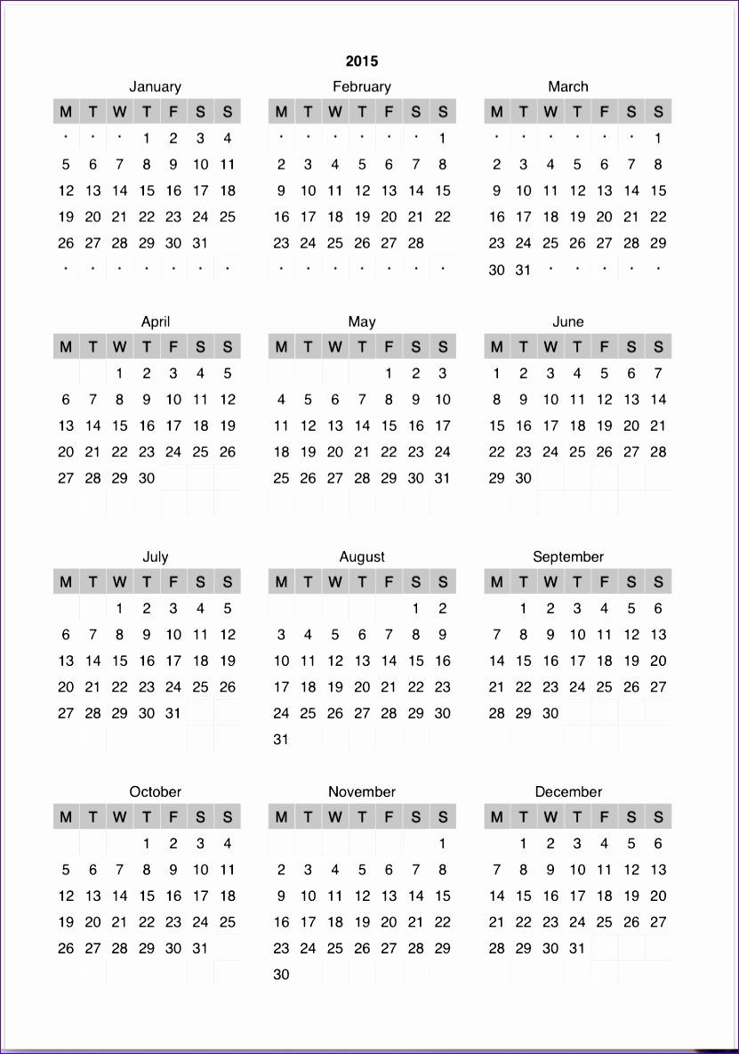 2017 calendar printable canada 8311184
