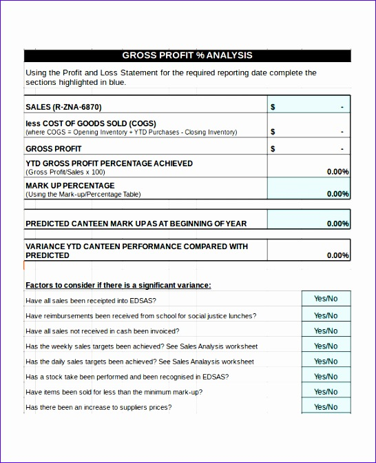 sales analysis template 546671