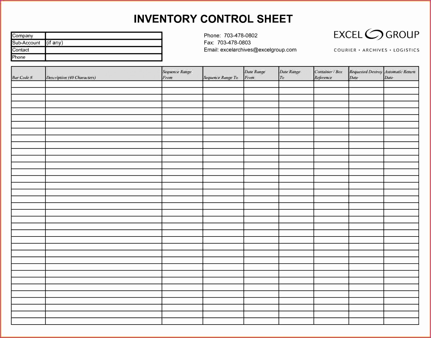 10 inventory spreadsheet examples 15101182