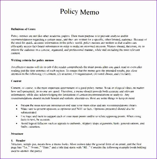 policy memo template policy memo template png