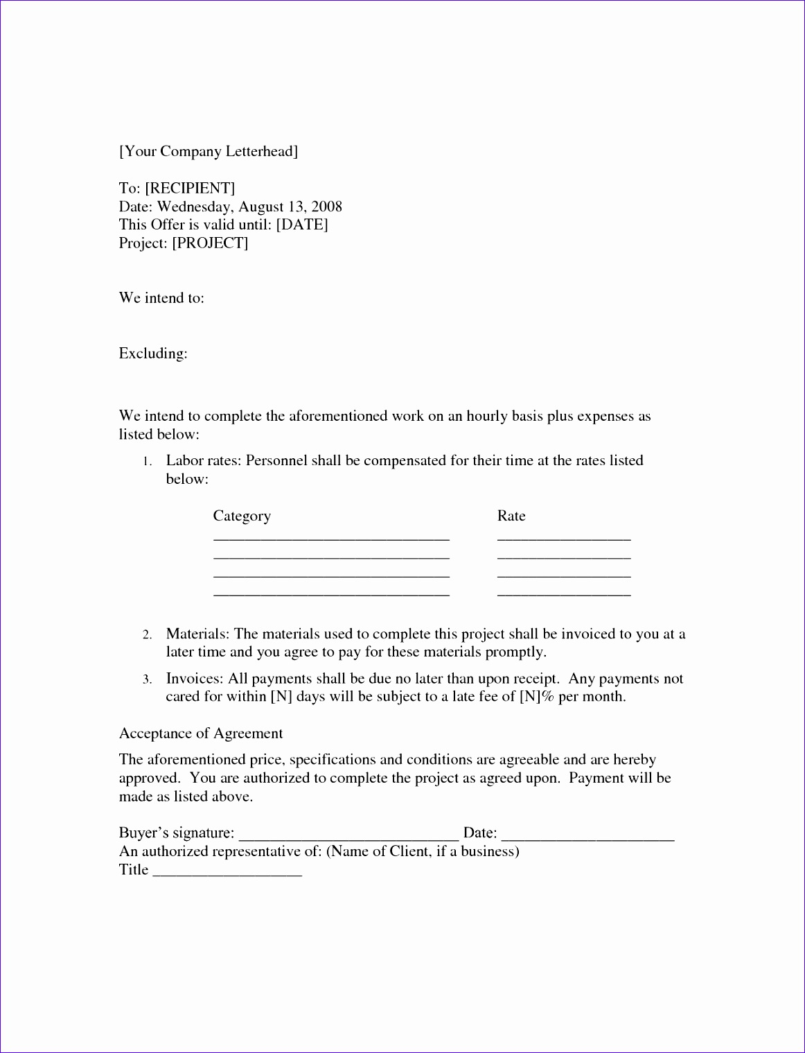 4 time and materials contract template 11621519