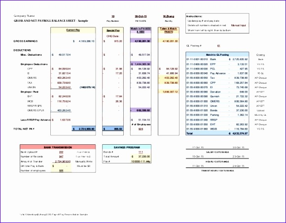 payroll reconciliation sample 580453