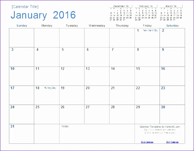 Excel Perpetual Calendar Template  Exceltemplates  Exceltemplates