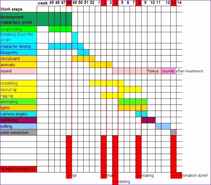 6 Excel Project Calendar Template Exceltemplates Exceltemplates