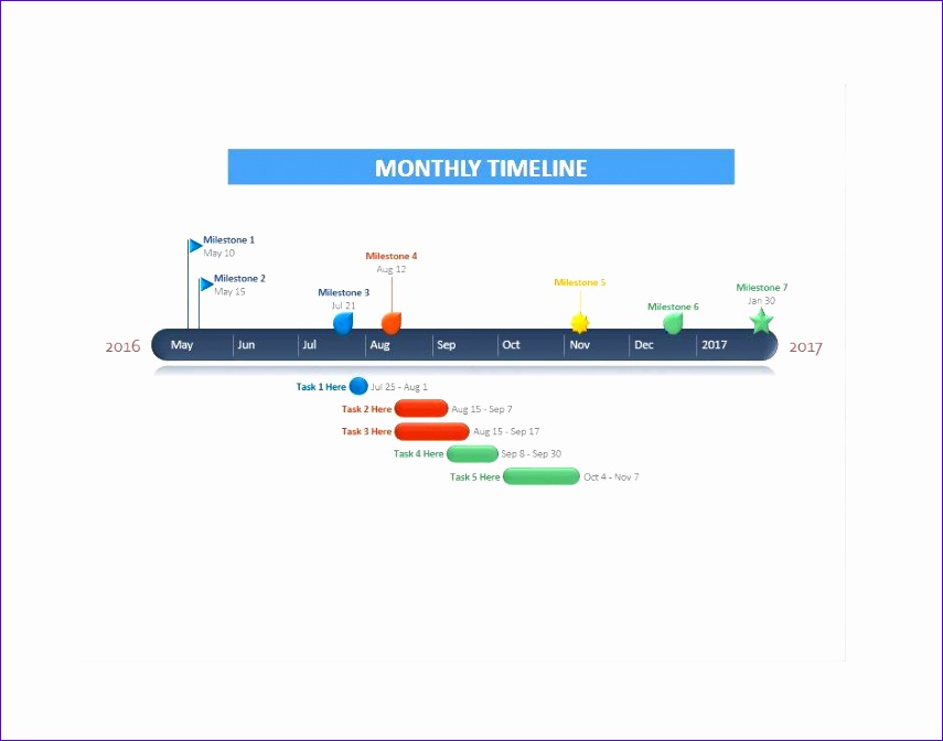 timeline templates 855672