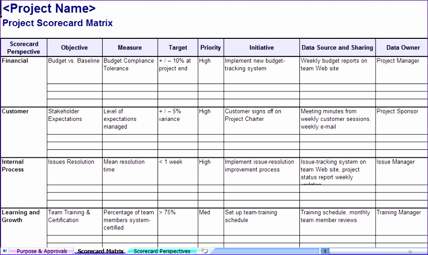excel task template 872519