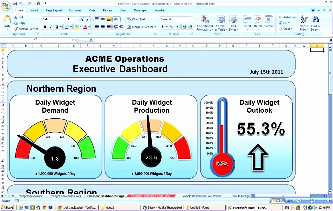 excel project management dashboard creating dashboards in excel free dashboard software 1164736