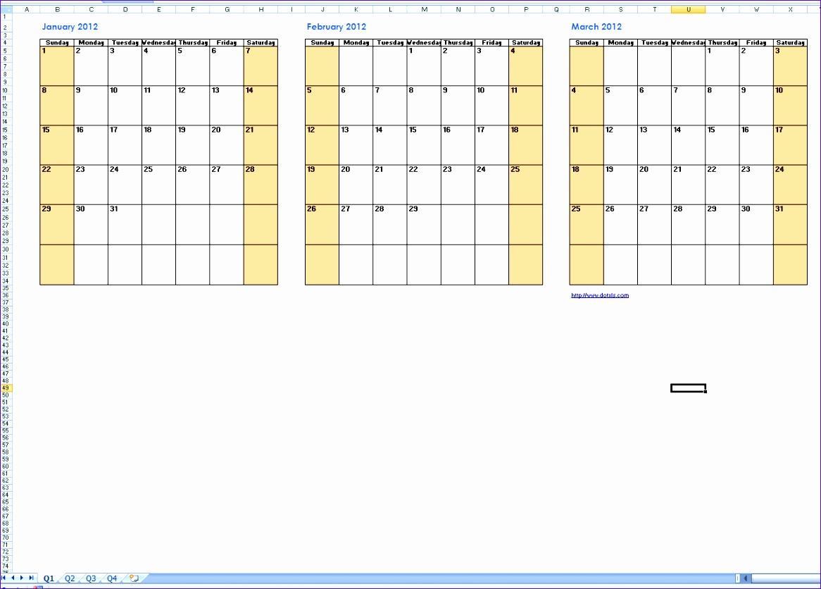 calendar 4th quarter 2017 1166836