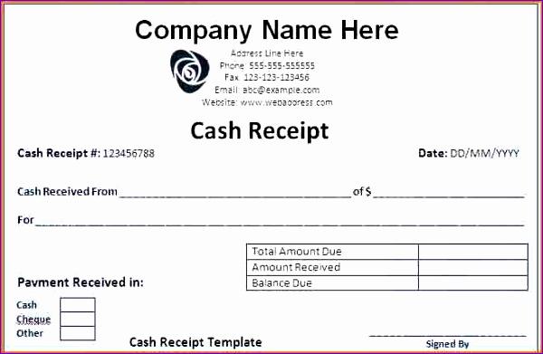 7 make receipt 600391