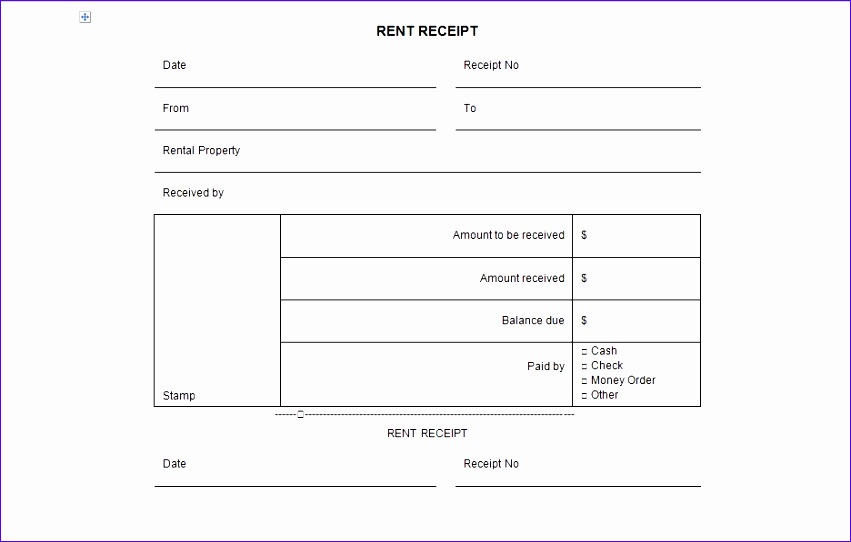 Excel Rent Receipt Template Svaaw Beautiful Rental Receipt form Template Excel Tmp 936590