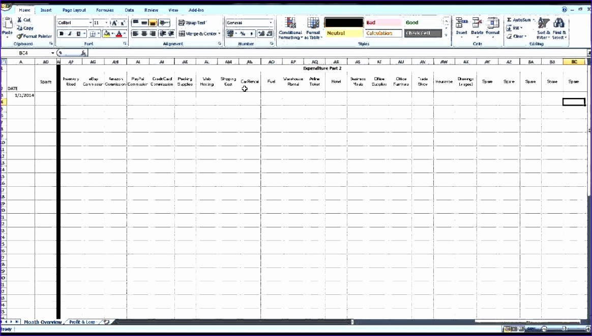 requirements spreadsheet template 1164662
