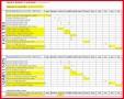11 Excel Revenue Template