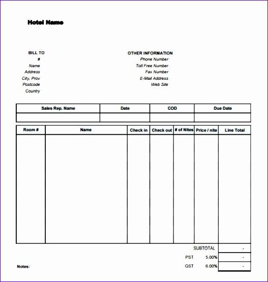 simple receipt template 527555