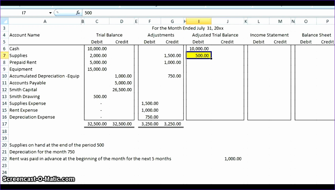 accounting spread sheet 2 1164660