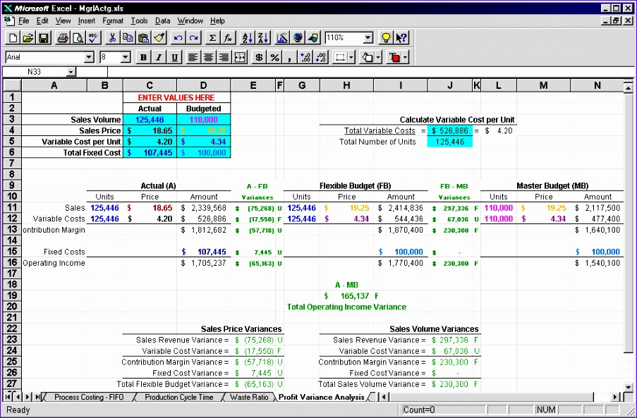 accounting spread sheet 903593