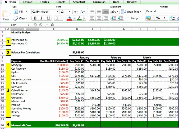 post bud excel spreadsheet 677491