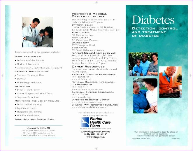 diabetes brochure 662518