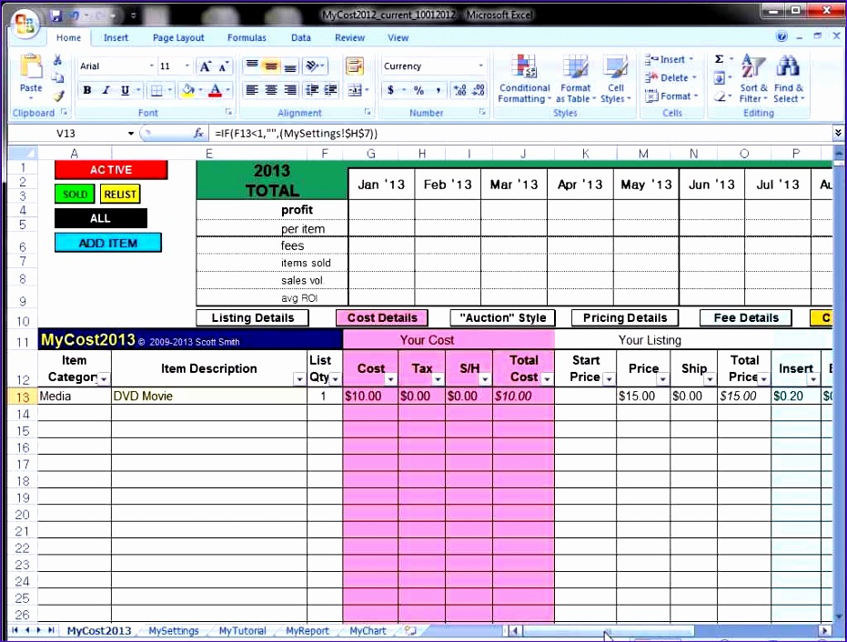 6 Excel Spreadsheet Templates Free - Excel Templates ...