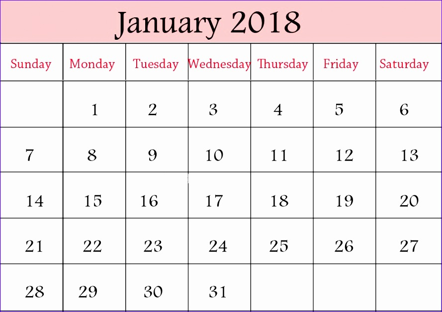 january 2018 calendar with holidays 2273 889628