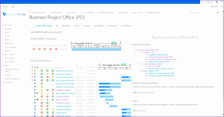 how to set up a program portfolio for an executive team in sharepoint september 16th 2pm edt 864454