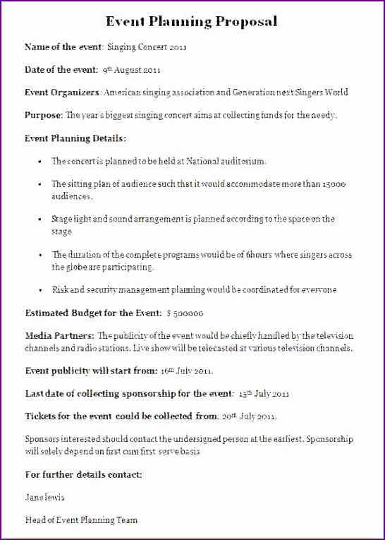 7 event proposal template 546765