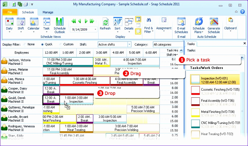 Excel Template Timeline Nkdkf Awesome Employee Scheduling software 900525