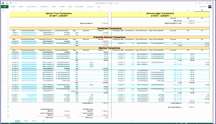 excel accounting spreadsheet 1 857494