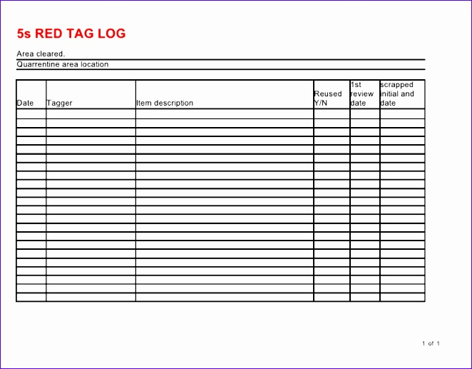 12 excel templates check register