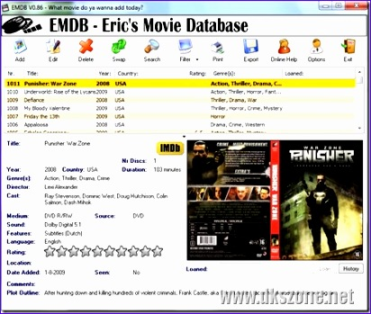 organize and catalog your dvd 412349