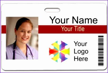 id badge template 375254