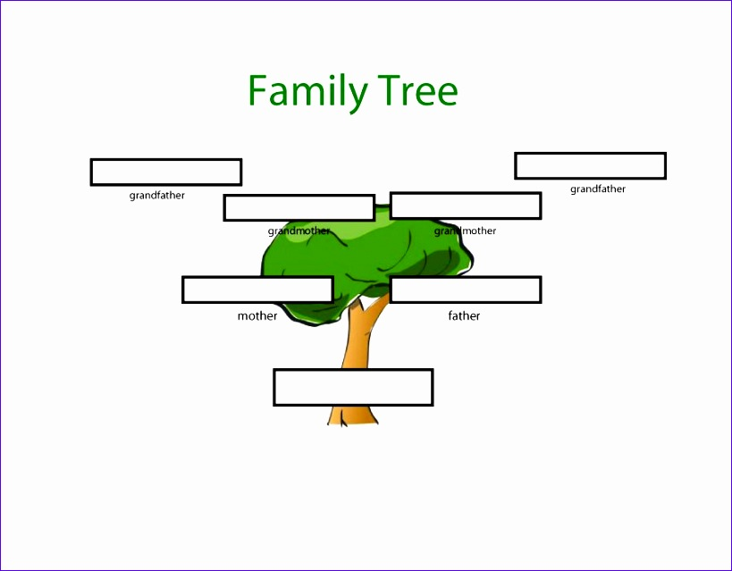 family tree templates 819639