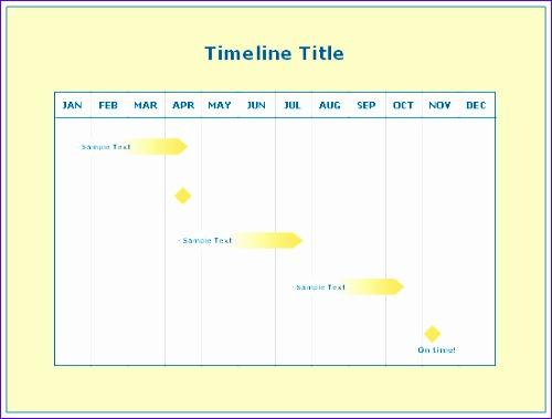 Timelines 500379