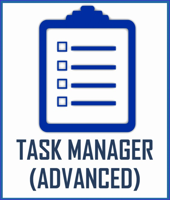 task manager advanced