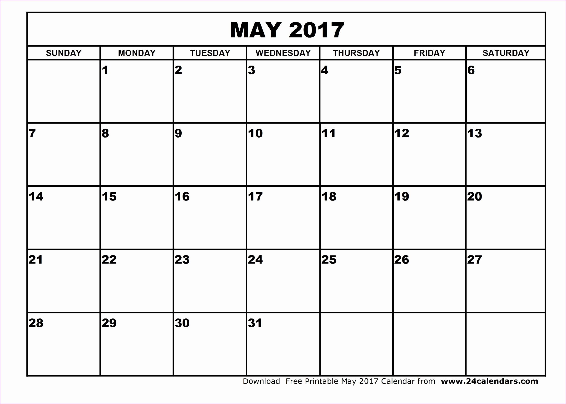 may 2017 calendar template 128