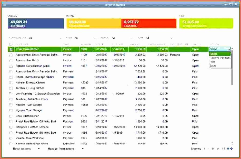 6 quickbooks expense report 940621