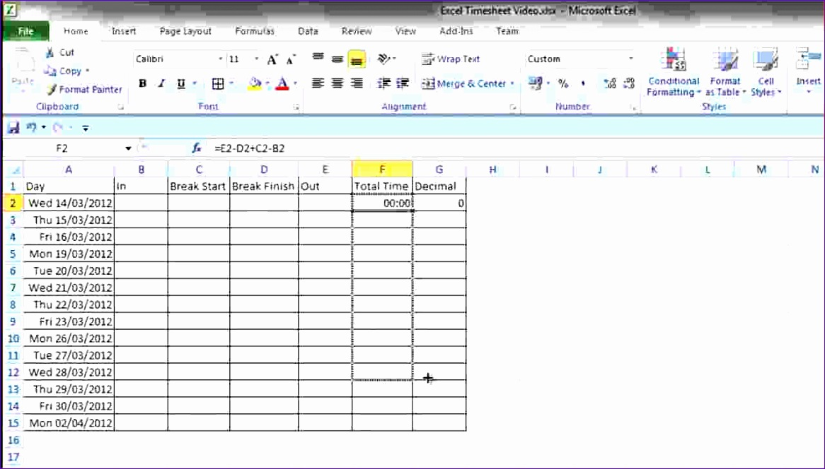 7 excel timesheet 1166664